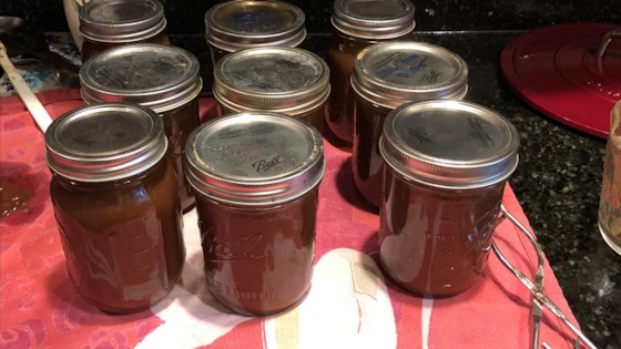 Photo of Rhubarb Barbeque Sauce by Mike