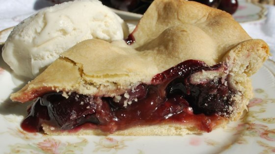 Photo of Sweet Washington Cherry Pie  by Jill