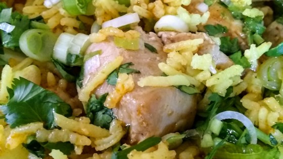 Photo of Basic Yellow Rice by EthioCook