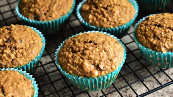Photo of Steel-Cut Oat Muffins by DCREWS21
