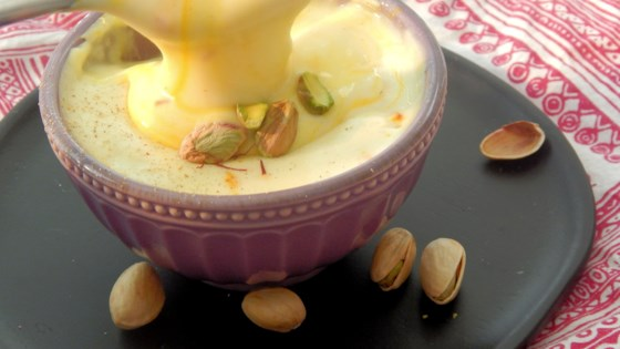 Photo of Rice Pudding with Saffron and Cardamom by moza