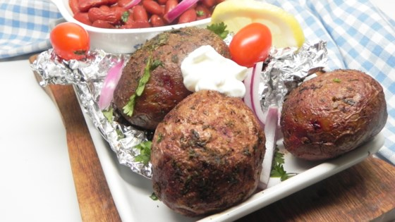 Photo of Grilled Red Potatoes in Foil by IrishMountainGirl