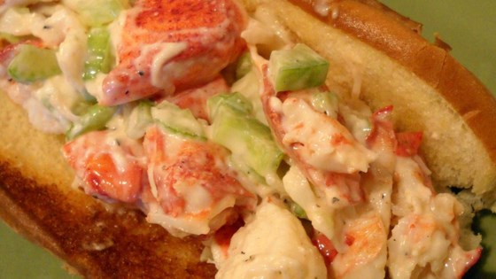 Lobster Salad Recipe Allrecipes Com
