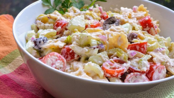 Photo of Tuscan Pasta Salad by A. Piatt