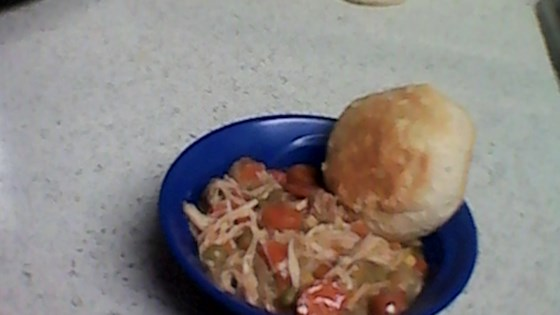 Photo of Slow Cooker Chicken Pot Pie  by Beverly Buonaugurio