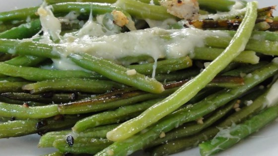 Photo of Garlic Wine String Beans by NUMTEN