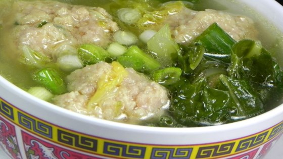 Photo of Chinese Lion's Head Soup by Lei Lei Wyatt