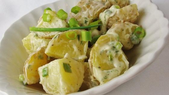 Photo of Tangy Dill Potato Salad by LUKEYSMOM