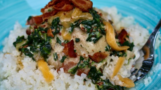Instant Pot® Bacon-Ranch Chicken Thighs Recipe