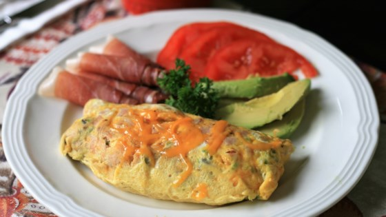 Photo of Omelet in a Bag by Mary Ann Lackey