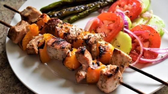 pork souvlaki review by lefflerlj