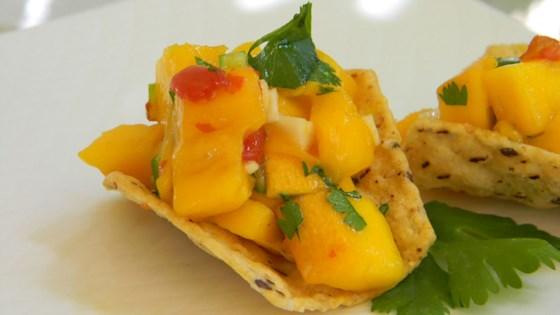 Spicy Mango Sauce Recipe
