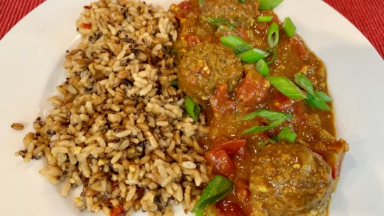 Photo of Easy Vegetarian Kofta Curry by Diana Moutsopoulos