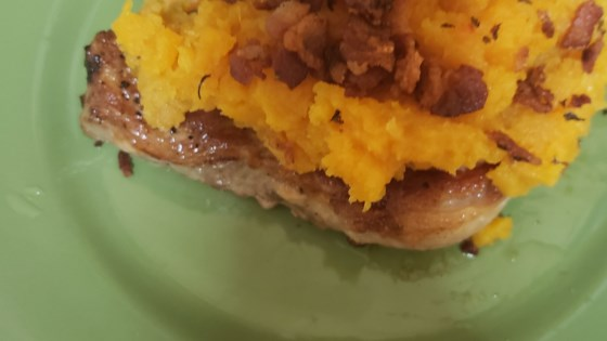 Photo of Butternut Pork Chop by Kristen Robison
