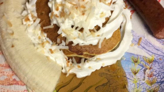 Photo of Tropical Paradise Pancakes by JulieN
