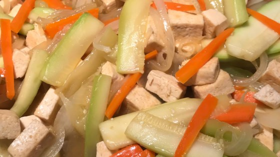 Photo of Tofu Vegetable Stir Fry by Holland House