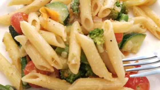 Photo of Healthy Pasta Primavera by Jill Andersen