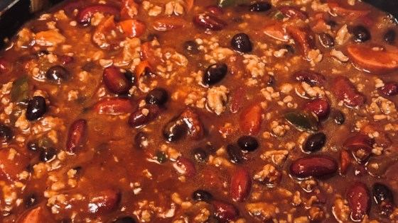 Photo of Easy Mild Chili by Shelby Knockenhauer