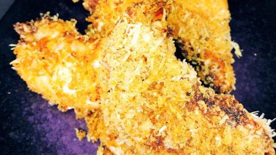 crispy keto fried chicken in the air fryer review by erin crow