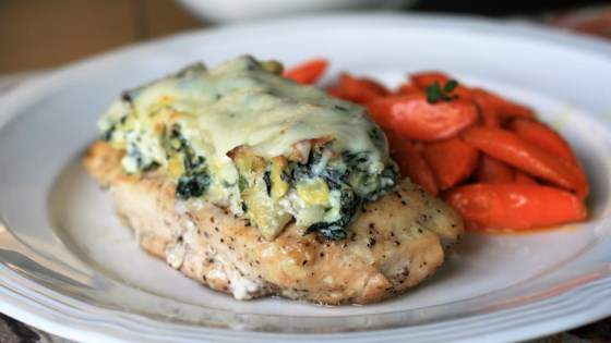 keto spinach artichoke chicken review by morty