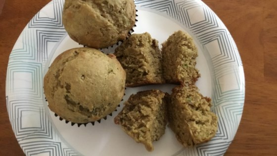 Photo of Avocado-Banana-Walnut Muffins by Donald