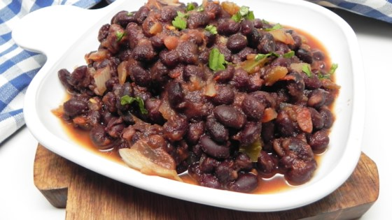 Photo of Vegan Spiced Black Beans for a Crowd by Cindi Rhodes