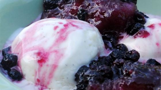 Photo of Irresistible Raspberry Buttermilk Dumplings by SANDSTEPPER