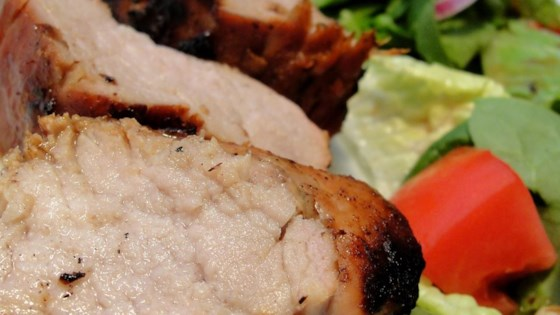 Photo of Marinated Pork Tenderloin by WKELLER