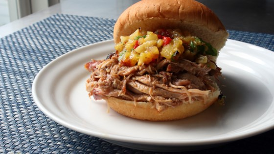 Photo of Pineapple Pulled Pork Al Pastor by Chef John