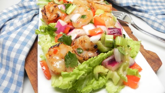 Photo of Italian Grilled Shrimp Salad  by Bernice Dray
