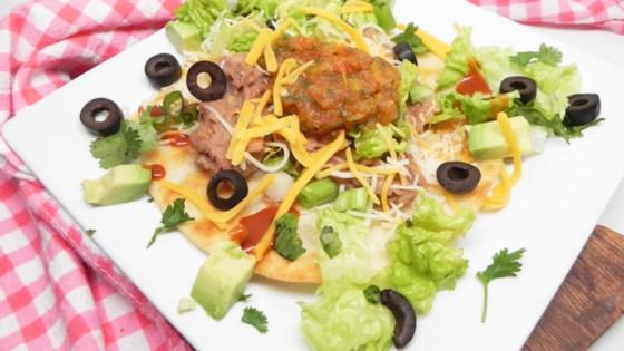 Photo of Easy Weeknight Vegetarian Tostadas by Ailea Clarkson