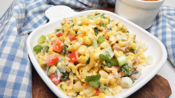 Photo of Spicy Corn Salad by 5280cook
