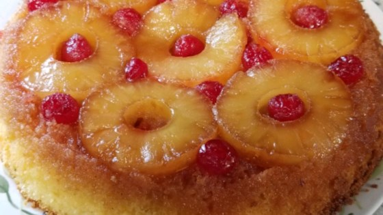 Photo of Pineapple Upside-Down Cake VII by Anne