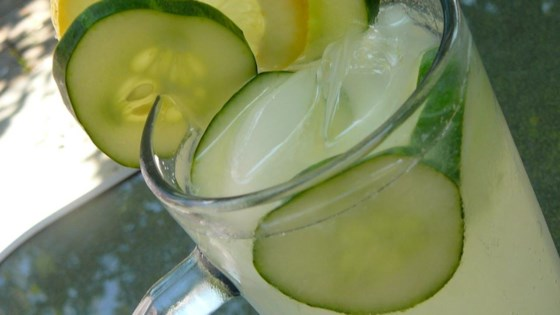 Photo of Cucumber Lemonade by Lori