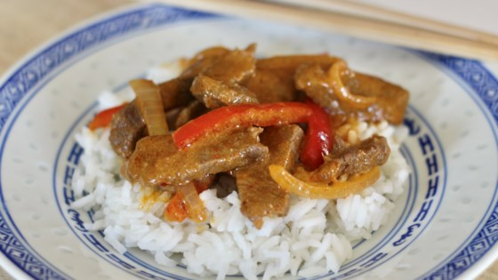 Photo of Thai Beef Curry by Betty