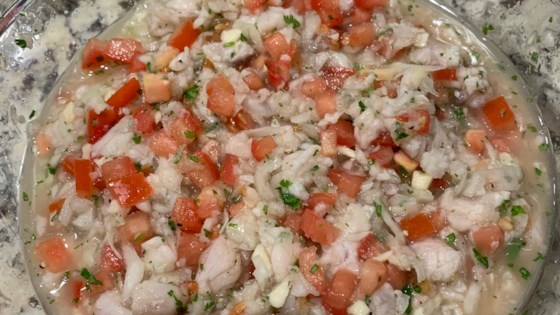 Photo of Basic Ceviche by Spencer & Serena