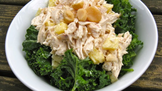 Photo of Tropical Curry Chicken Salad by caitiebmore