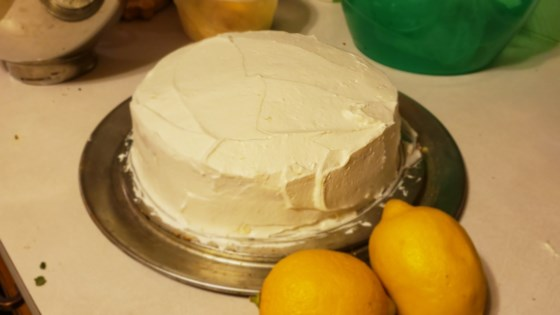 Photo of Lemon Poppy Seed Quick Cake by sal