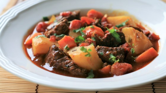 Photo of Instant Pot® Spicy Beef Curry Stew by Chuck Minor
