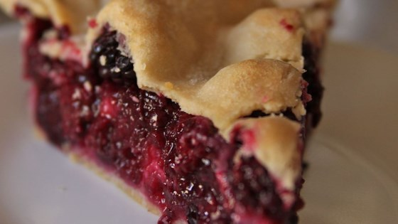 Photo of Blackberry Pie I by Michelle Verdiere