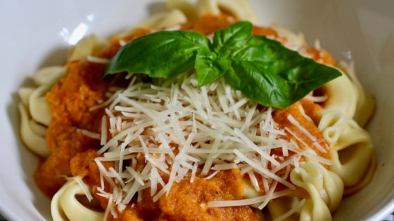 Photo of Roasted Vegetable Pasta Sauce by Aly D