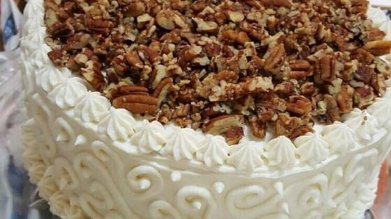 Photo of Carol's Butter Pecan Cake by Carol