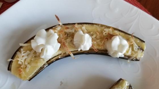 Photo of Honey Coconut Bananas by Marcia