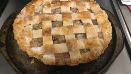 gooseberry pie i review by jamie