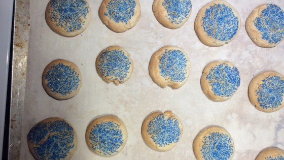 Photo of Easy Drop Cookies by MJK
