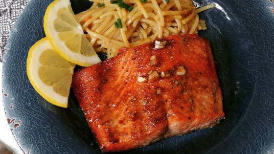 Photo of Delicious Salmon by campagnes