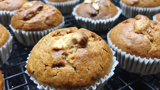 Photo of Vegan Banana Muffins by MIEKO1
