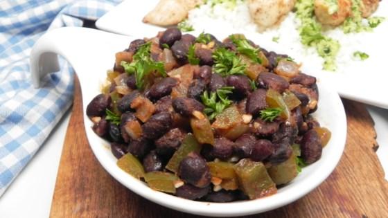 Photo of Felicia's Slow Cooker Black Beans by Vivienne Borchers