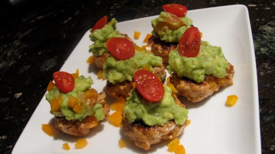Photo of Naked Turkey Sliders by Chef Joanna