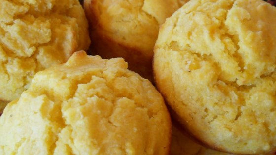 Photo of Savory Corn Muffins by USA WEEKEND columnist Pam Anderson